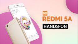 Jajal Xiaomi Redmi 5A, Smartphone Murah dan Terbaik di Kelasnya