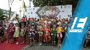 Fashion Show di Trotoar ala Banyuwangi Batik On Pedestrian
