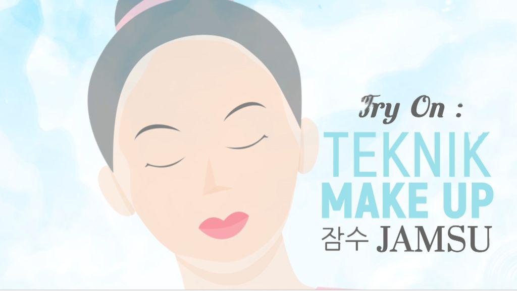Wajah Flawless Dengan Teknik Jamsu