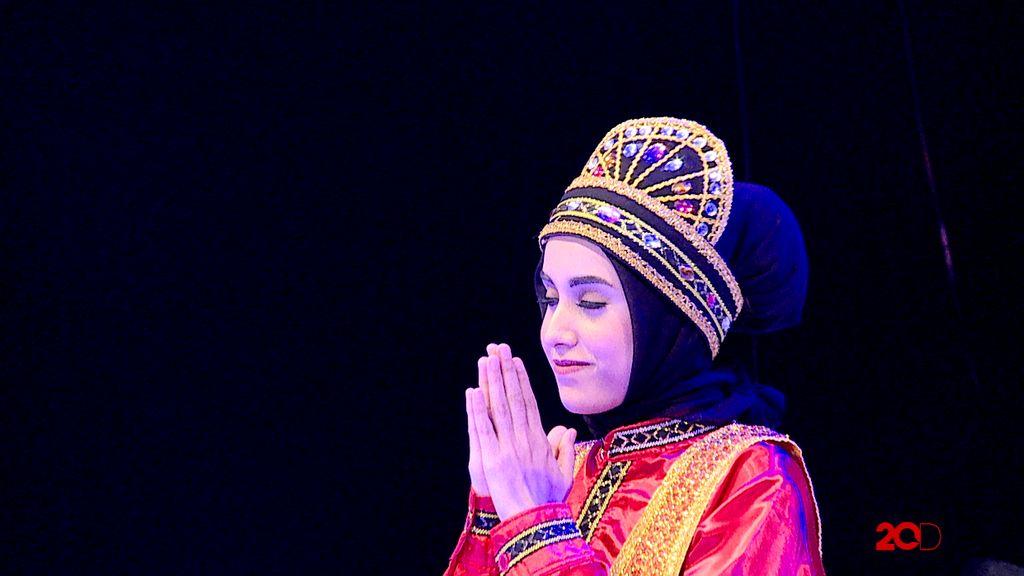 50 Besar Sunsilk Hijab Hunt 2017 - Sherin Fatimah