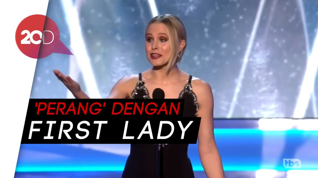 Kristen Bell Sindir Melania Trump di SAG Awards 2018
