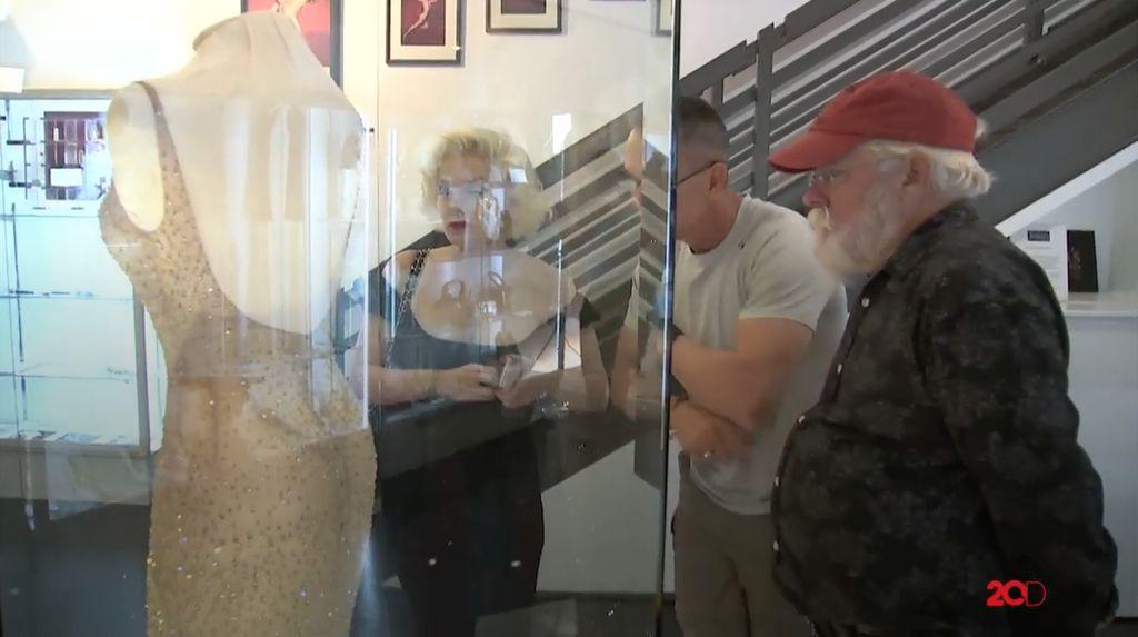 Wah! Gaun Marilyn Monroe Dilelang