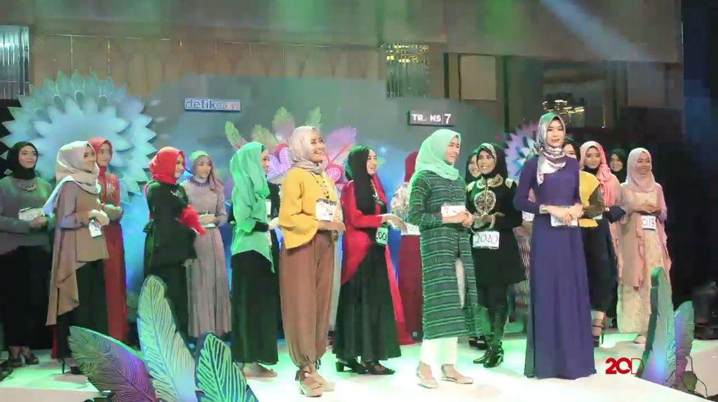Selamat untuk 3 Juara Favorit Sunsilk Hijab Hunt 2017 di Surabaya