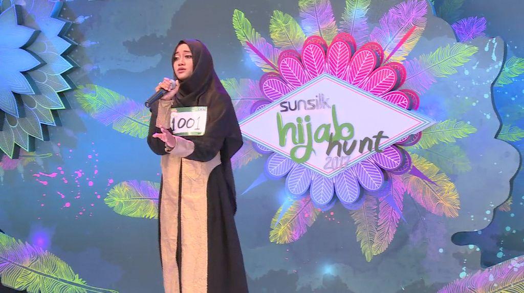 20 Besar Sunsilk Hijab Hunt 2017 Yogyakarta - Eka Cahaya