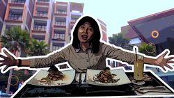 Ajib! Serunya Dimasakin Chef Sambil Nge-DJ