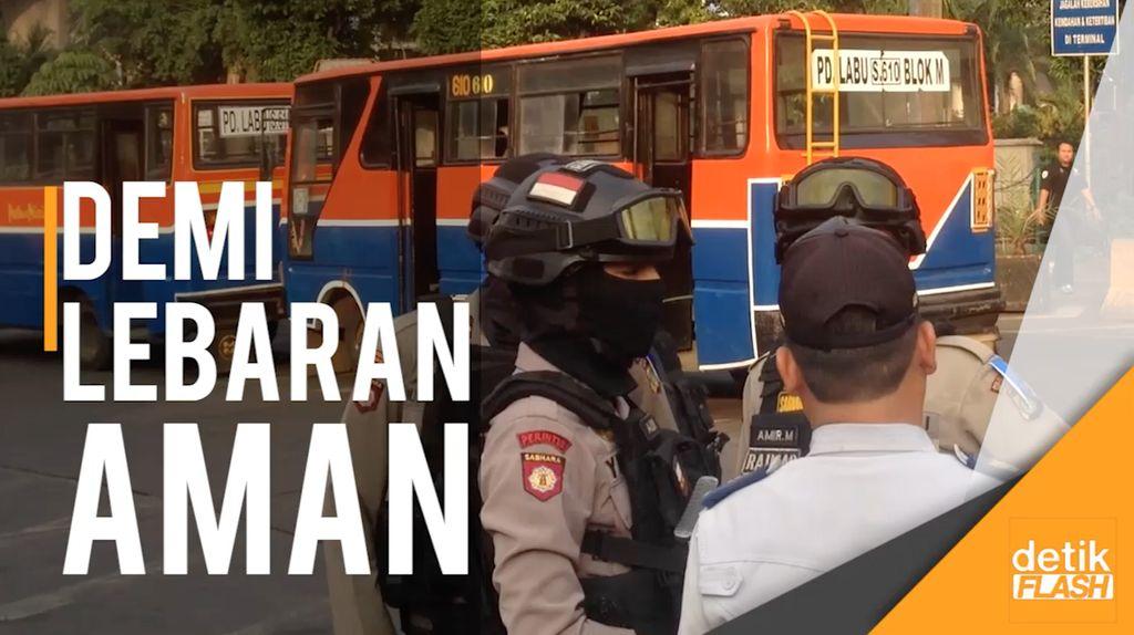 Polres Jaksel Berburu Preman