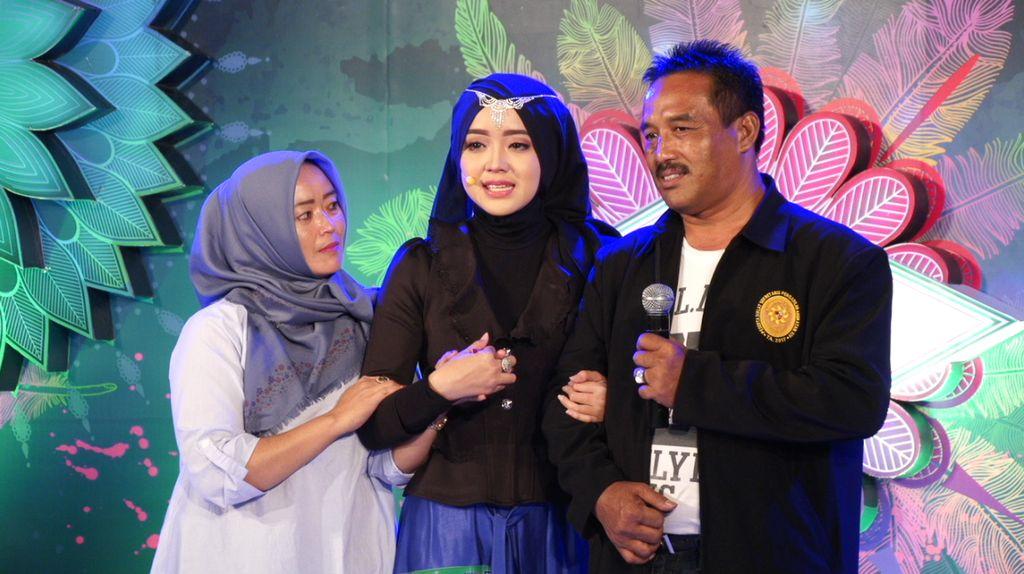 30 Besar Sunsilk Hijab Hunt 2017 Bandung - Putry Fitria Febriyanty