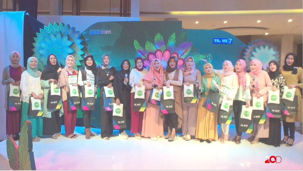 Ini Dia 20 Peserta Hijab Hunt Yogya yang Lolos Ke Babak Selanjutnya