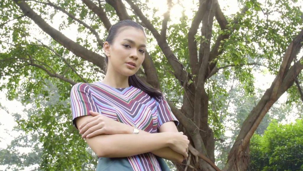 Putri Indonesia Kezia Warouw yang Jago Aplikasi Coding