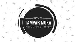 Try on: Tampar Muka Bikin Awet Muda