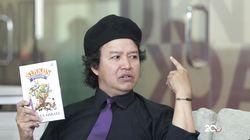 Andrea Hirata Launching Novel Trilogi Sirkus Pohon