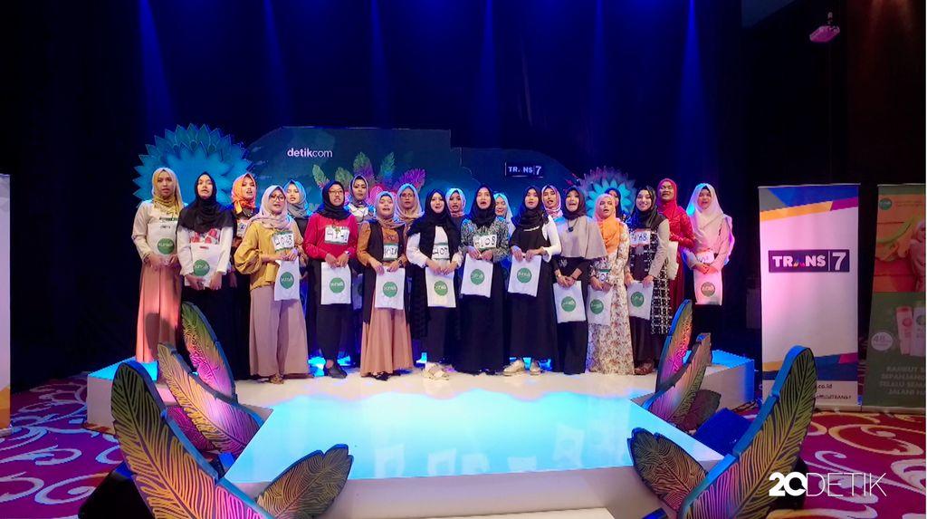 Selamat! Inilah 23 Peserta yang Lolos Di Sunsilk Hijab Hunt 2017 Medan