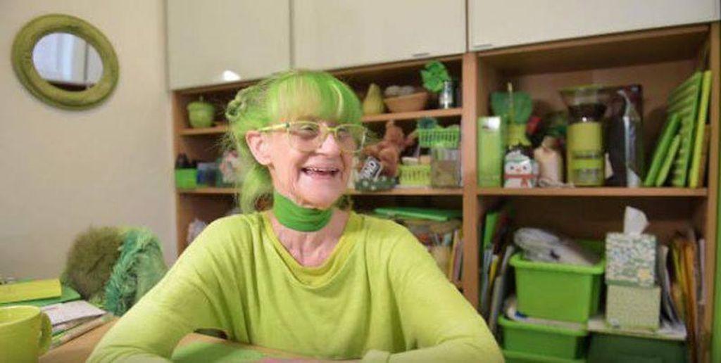 Go Green ala Nenek Elizabeth