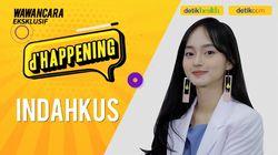 Buka-bukaan Bareng Indah Kus, Dokter Muda Multitalenta