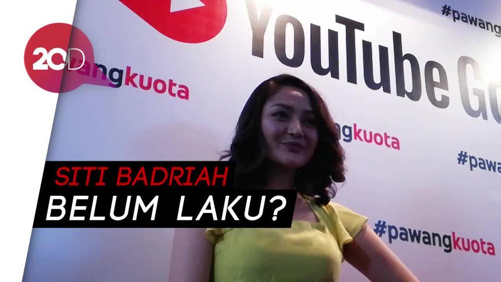 Masih Jomblo, Siti Badriah: Belum Ada yang Mau