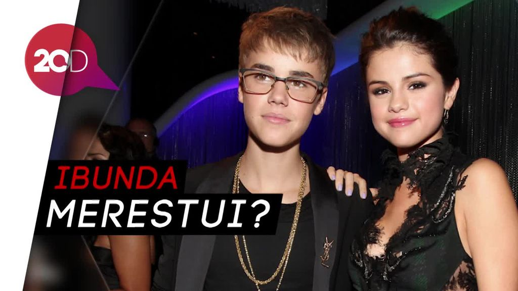 Ini Kata Ibunda Soal Asmara Selena Gomez dan Justin Bieber