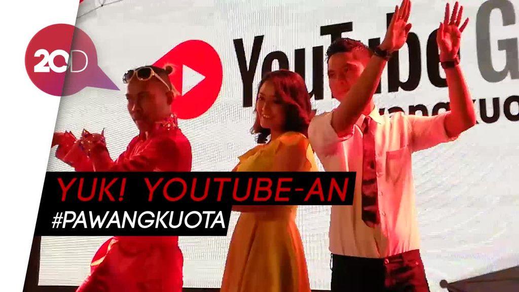 YouTube Sosialisasikan YouTube Go Melalui Musik Dangdut