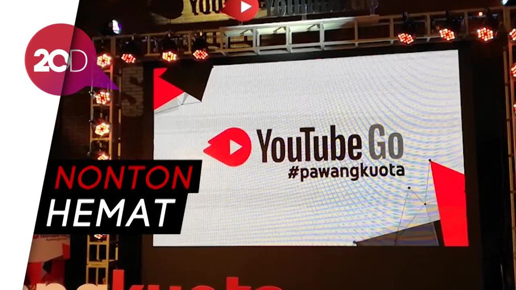 YouTube Go Manjakan Pengguna dengan Resolusi Tinggi