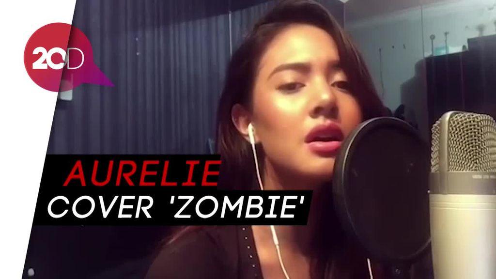 Aksi Aurelie Moeremans Cover lagu Zombie The Cranberries