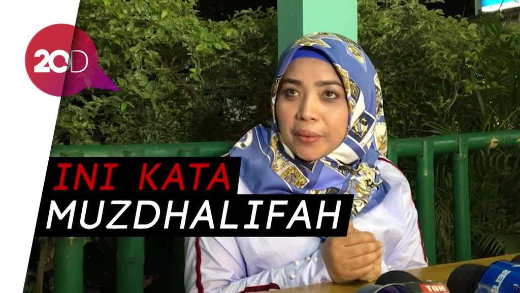 Muzdhalifah Bantah Ikut Menikmati Uang Penggelapan