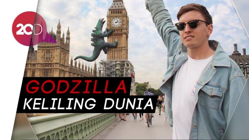Rawrrr! Serunya, Traveling Bareng Godzilla