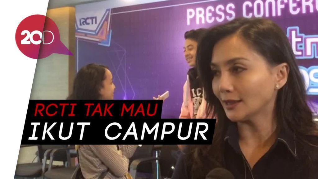 Soal Video Syur Marion, RCTI: Kita Tak Ikut Campur