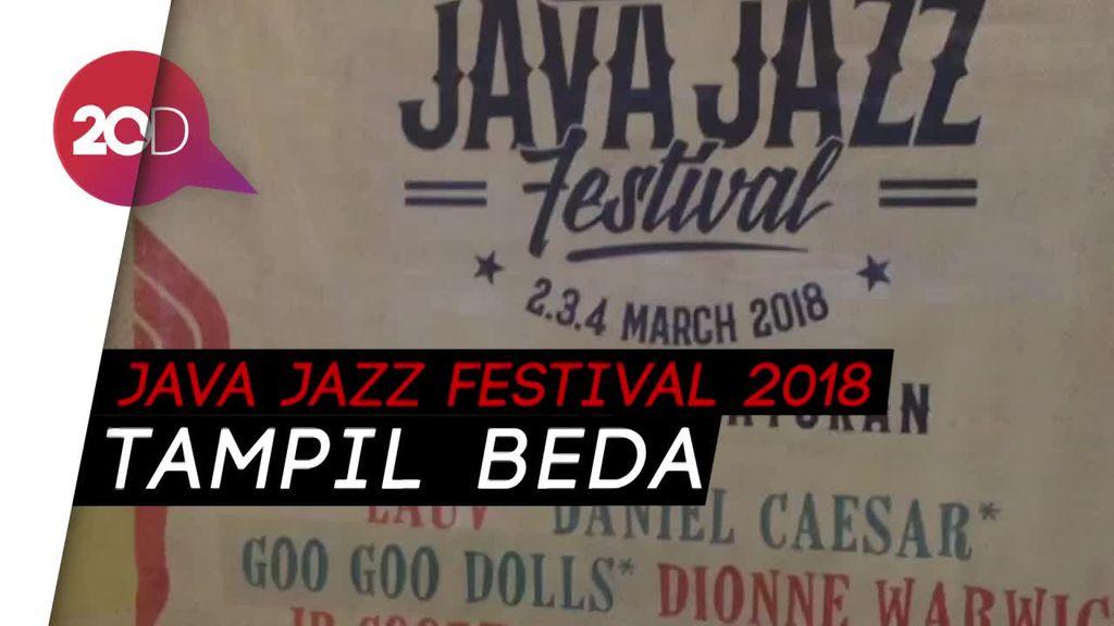Usung Celebrate Jazz in Diversity,  Java Jazz 2018 Akan Tampil Beda