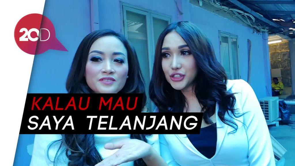 Lucinta Luna Tak Peduli Dibilang Transgender Oleh Netizen