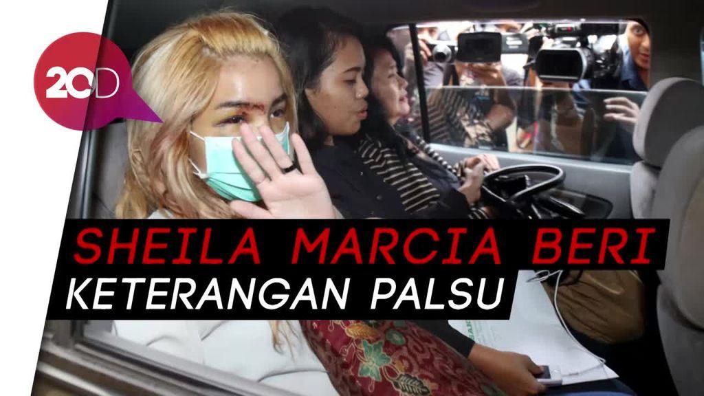 Melody Vanesha Polisikan Sheila Marcia dan Manajernya