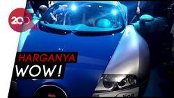 Bugatti Veyron Tiba di Indonesia