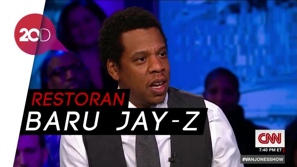 Jay-Z Akan Buka Bisnis Restoran