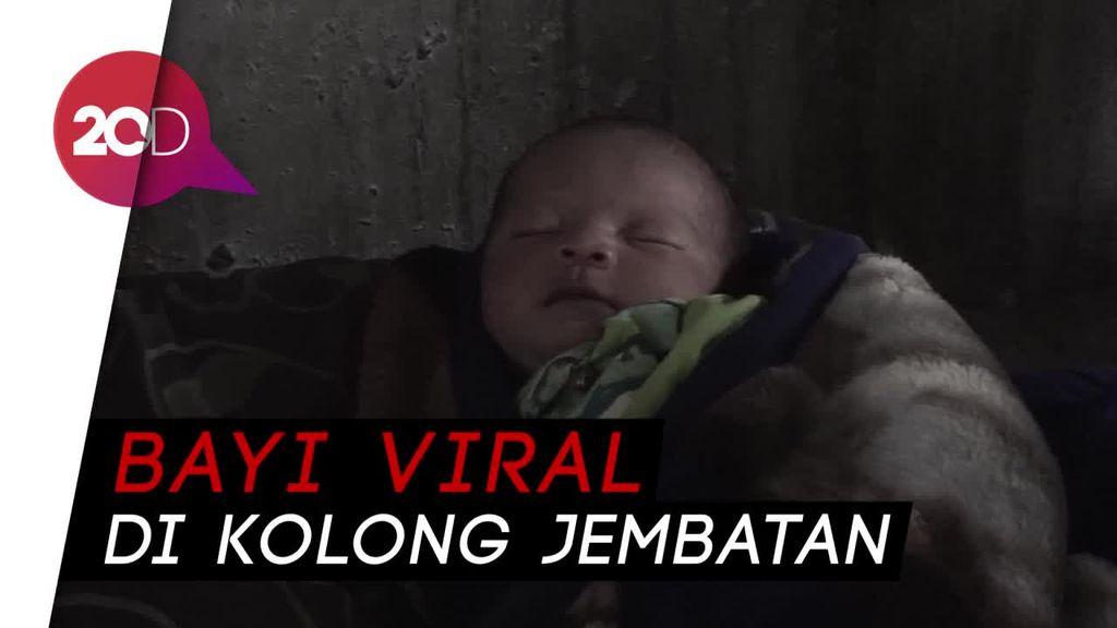 Khaidar Ali, Bayi Viral yang Hidup di Kolong Jembatan