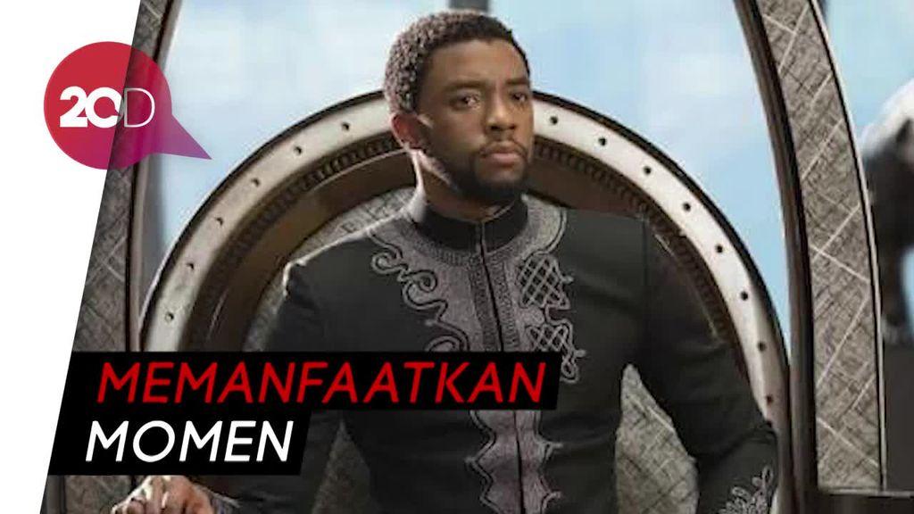 Wah! Ada Toko Online yang Jual Baju Koko Black Panther