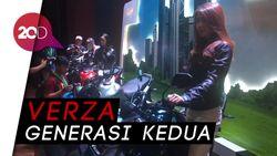 Perkenalkan Jagoan Anyar Honda di Kelas Naked Sport, CB150 Verza
