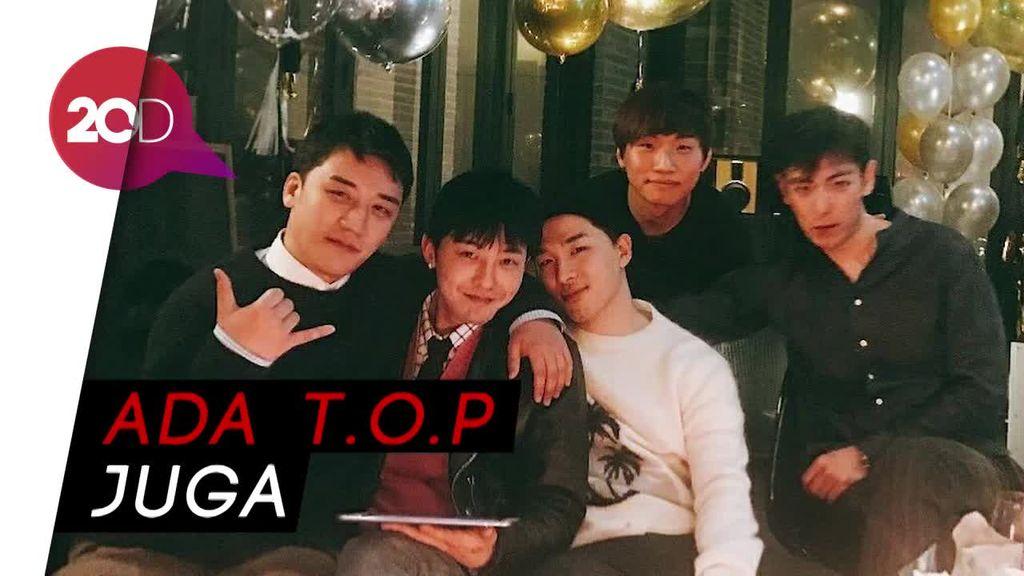 Hiks! Momen Ketika 5 Member BIGBANG Berkumpul