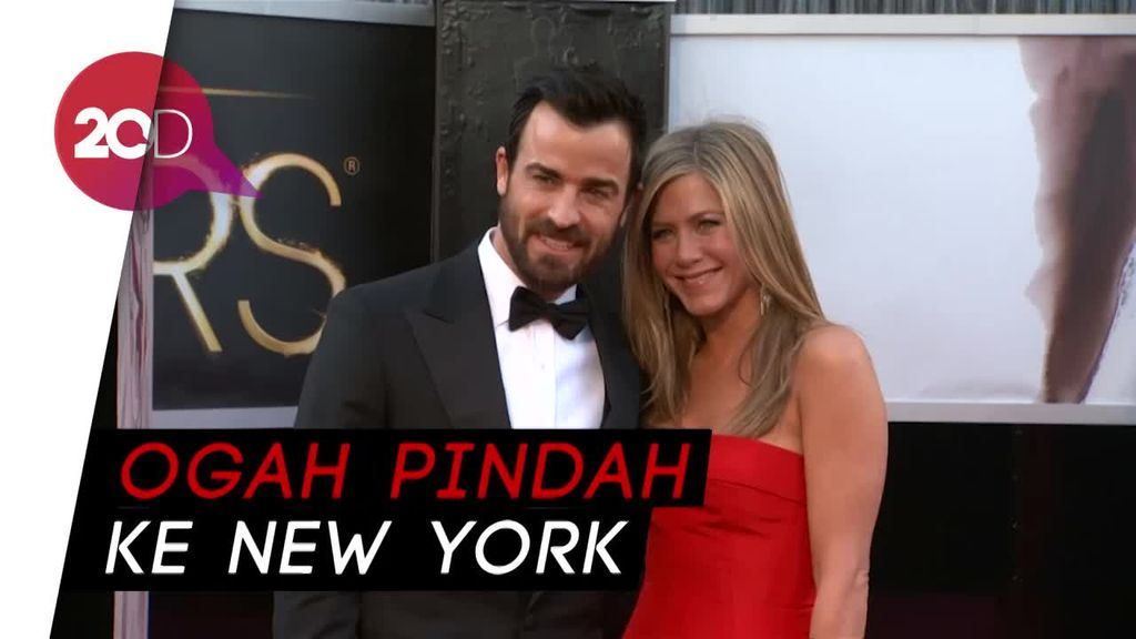 Ini Alasan Jennifer Aniston dan Justin Theroux Bercerai