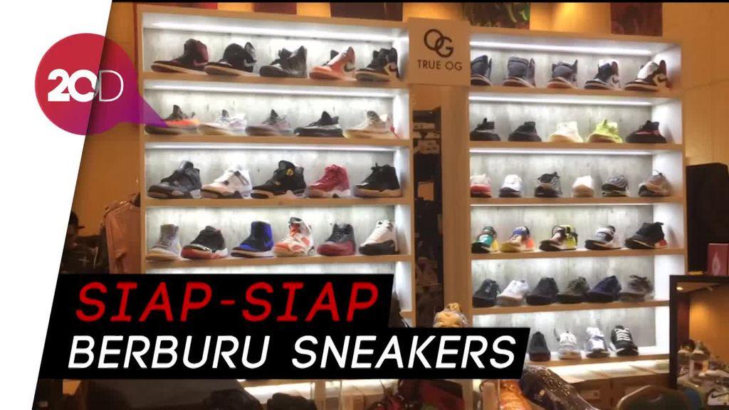Jakarta Sneakers Day Kembali Hadir