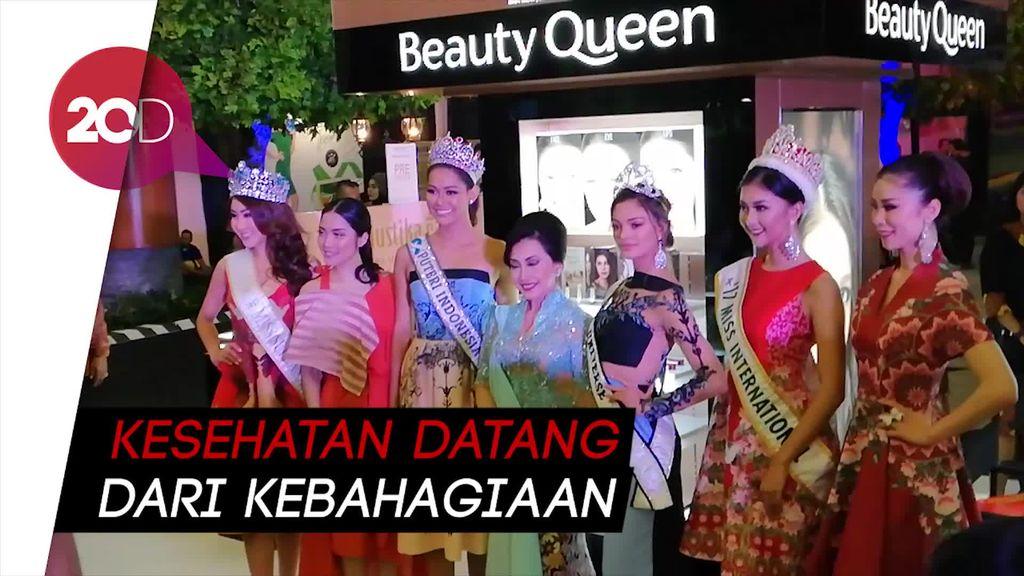 Tips Menjaga Tubuh dan Berpola Hidup Sehat ala Ratu Kecantikan Dunia