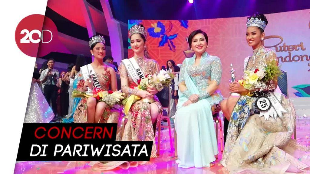 Jadi Puteri Indonesia 2018, Sonia Fergina Janji Berikan yang Terbaik
