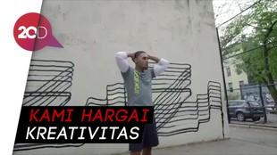 H&M Cabut Tuntutannya Melawan Seniman Graffiti