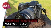 Menjamurnya YouTuber Bikin Fujifilm Fokus ke Video