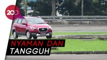 Menguji Datsun Cross yang Semakin Tajam