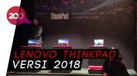 ThinkPad Versi Baru dari Lenovo Jalani Military Spec Test