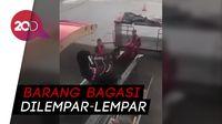 Viral Video Barang Penumpang Dilempar, Bos AirAsia Minta Maaf