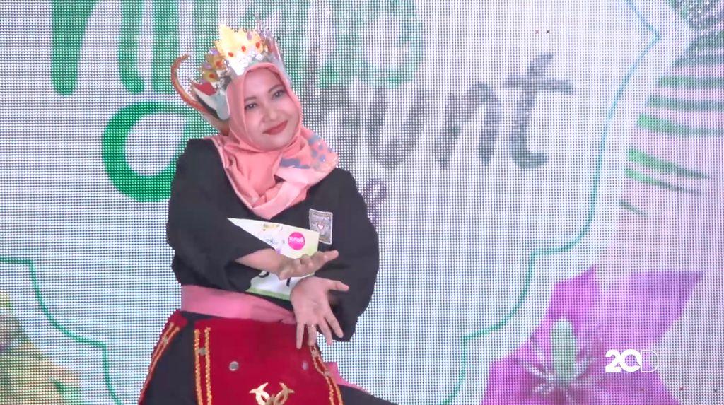 20 Besar Surabaya - Kombinasi Tari dan Bela Diri Faizzatul Umma