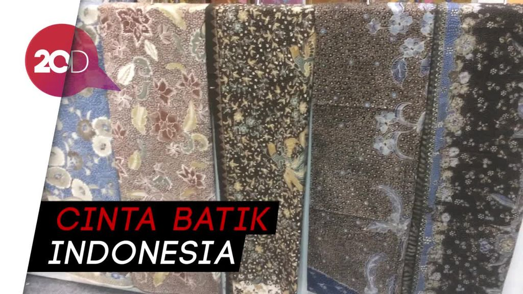 Yuk! Lihat Pameran Batik Terbesar di Indonesia