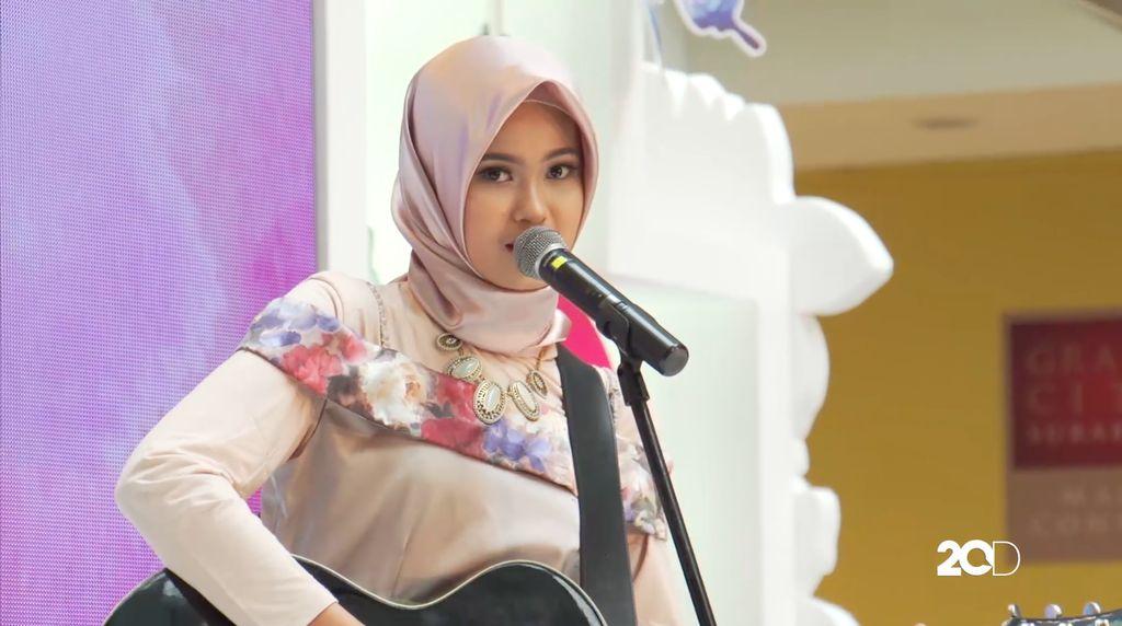 20 Besar Surabaya - Nyanyian Manis Resky Amalia