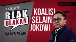 Blak-blakan Zulkifli Hasan: Antara Amien Rais dan Jokowi