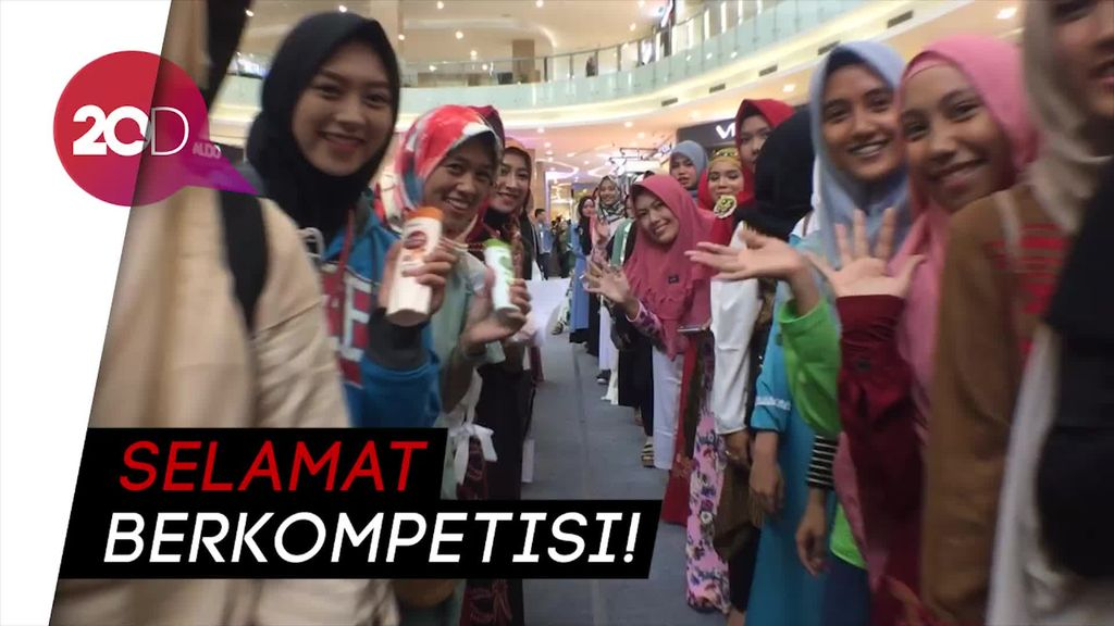 Euforia Audisi Sunsilk Hijab Hunt 2018 di Yogyakarta