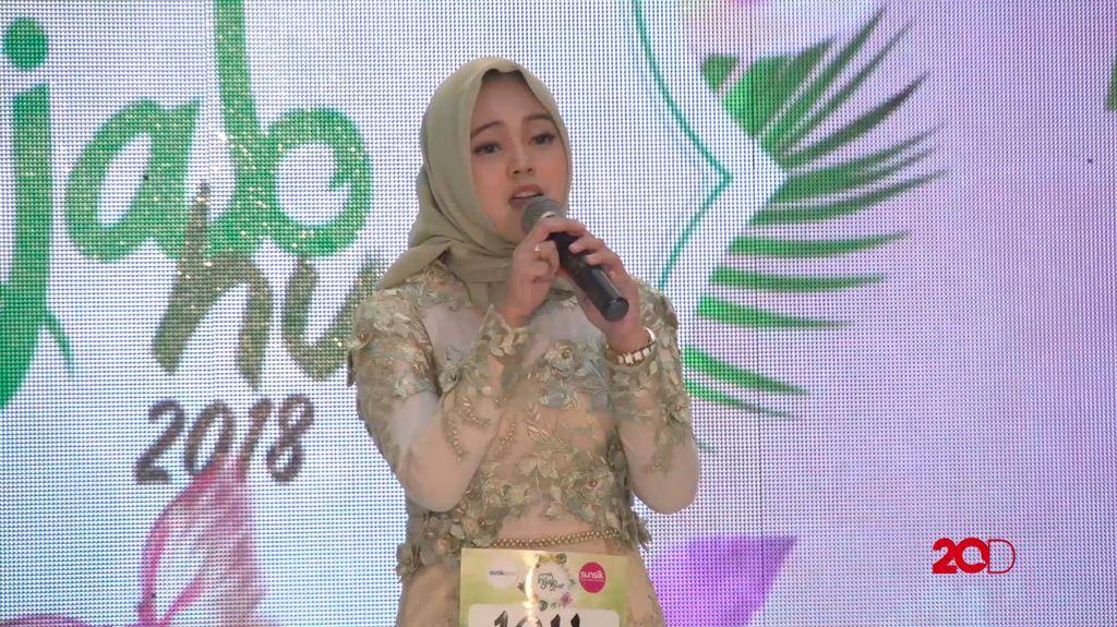20 Besar Surabaya - Adibah Rachman